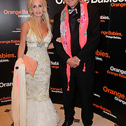 NLD/Noordwijk/20120623 - Orange Babies Gala 2012, orthopedisch chirurg M.F. van Trommel en partner