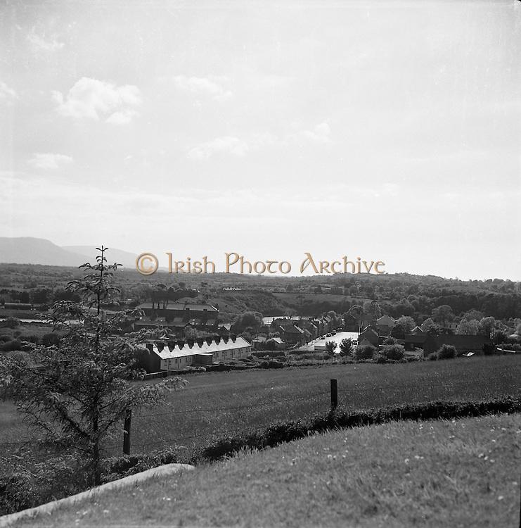 06/06/1957<br /> 06 June 1957<br /> <br /> Views - Belleek, Co. Fermanagh