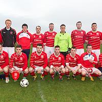 Newmarket Celtic Full Squad Photo