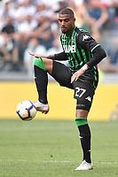 Kevin Prince Boateng Sassuolo <br /> Torino 16-09-2018 Allianz Stadium Football Calcio Serie A 2018/2019 Juventus - Sassuolo <br /> Foto Andrea Staccioli / Insidefoto
