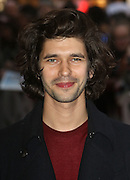 October 13, 2015 -  Ben Whishaw attending 'The Lobster' screening at BFI London Film Festival at Vue Cinema, Leicester Square in London, UK.<br /> ©Exclusivepix Media