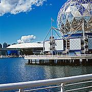 Vancouver planetarium.Vancouver, BC..Canada.