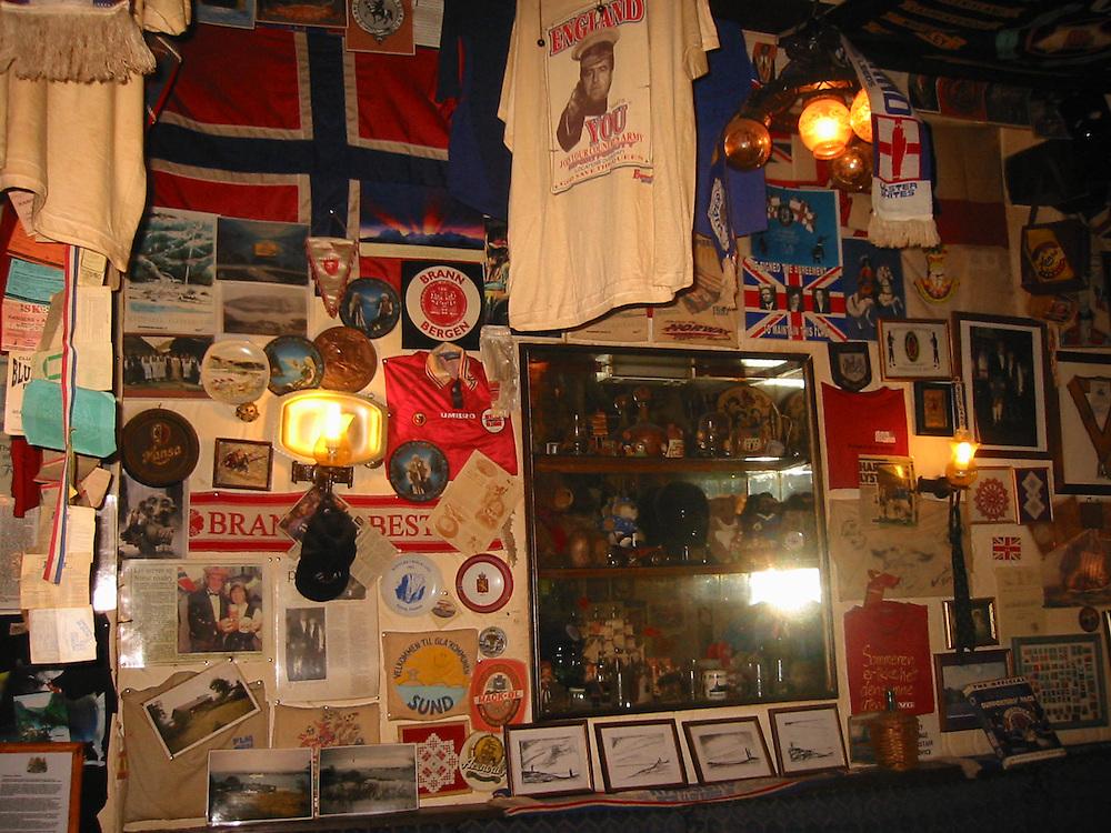 Golden Last Public House, Loyalist Bar, Benidorm, Costa Blanca, Spain