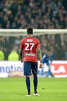 Divock Origi - 15.03.2015 - Lille / Rennes - 29e journee Ligue 1<br /> Photo : Andre Ferreira / Icon Sport