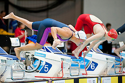 LORANID Elodie FRA at 2015 IPC Swimming World Championships -  Women's 400m Freestyle S10