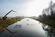 Foto: Gerrit de Heus. Gendringen. 05-02-2017. Open Nederlands Kampioenschap survivalrun. NK