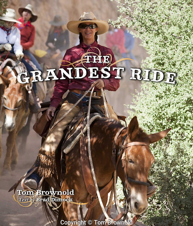 The Grandest Ride, Book Cover