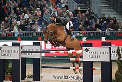Delaveau, Patrice, Ornella Mail HDC<br /> Leipzig - Partner Pferd<br /> Darboven<br /> © www.sportfotos-lafrentz.de/Stefan Lafrentz