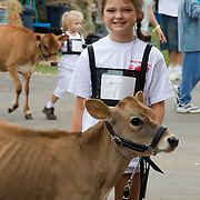 4H Livestock Show at the Dutchess County Fair in Rhinebeck, NY