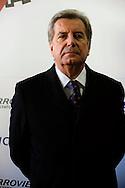 """Roma 18 Dicembre 2009.Inaugurato centro polivalente per senza fissa dimora """"Binario 95"""" in via Marsala 95.All'inaugurazione  l'l'amministratore delegato di Enel e presidente di Enel Cuore onlus, Fulvio Conti."""