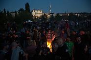 Walpurgis Night 2018 at Mauerpark