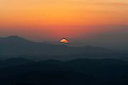 Brumadinho_MG, Brasil.<br /> <br /> Por do Sol na Serra da Moeda em Brumadinho, Minas Gerais.<br /> <br /> The sunset in Serra da Moeda in Brumadinho, Minas Gerais.<br /> <br /> Foto: RODRIGO LIMA / NITRO