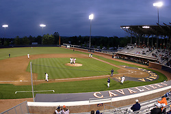 The University of Virginia vs. The University of Richmond, Tuesday, April 26, 2006, 7PM at Davenport Field, Charlottesville, VA.  #13 ranked UVA won the game 8-3.