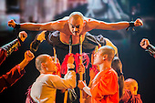 Shaolin Monks Peacock Theatre