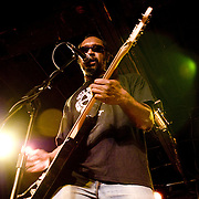 Dirtbombs perform at Jake's in Bloomington, Indiana, 2008.