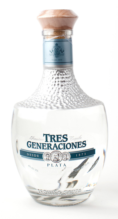 Tres Generaciones Plata -- Image originally appeared in the Tequila Matchmaker: http://tequilamatchmaker.com