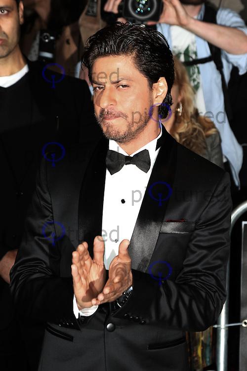 Shah Rukh Khan, The Asian Awards, Grosvenor House Hotel, London UK, 17 April 2015, Photo by Richard Goldschmidt