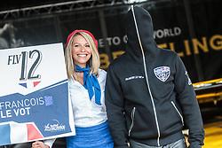 05.09.2015, Red Bull Ring, Spielberg, AUT, Red Bull Air Race, Spielberg, Qualifikation, im Bild Francois Le Vot (FRA) // Francois Le Vot of France during the qualifying of Red Bull Air Race Championships 2015 at the Red Bull Ring in Spielberg, Austria on 2015/09/05. EXPA Pictures © 2015, PhotoCredit: EXPA/ JFK