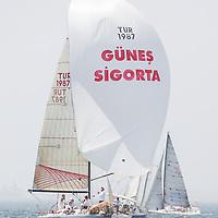 49-GüNES SIGORTA FALCON - 1987