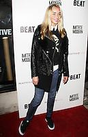 Noelle Reno, Russell Marshall: Kate Moss 40 Retrospective - Launch Event, Imitate Modern, London UK, 16 January 2014, Photo by Brett D. Cove