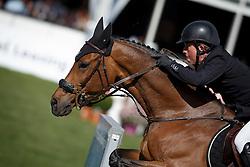 Schroder Gerco, (NED), Glock's Lausejunge<br /> Nederlands kampioenschap springen - Mierlo 2016<br /> © Hippo Foto - Dirk Caremans<br /> 21/04/16