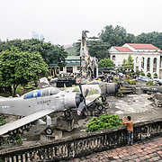 The museum was opened on July 17, 1956, two years after the victory over the French at Dien Bien Phu. It is also known as the Army Museum (the Vietnamese had little in the way of naval or air forces at the time) and is located in central Hanoi in the Ba Dinh District near the Lenin Monument in Lenin Park and not far from the Ho Chi Minh Mausoleum.