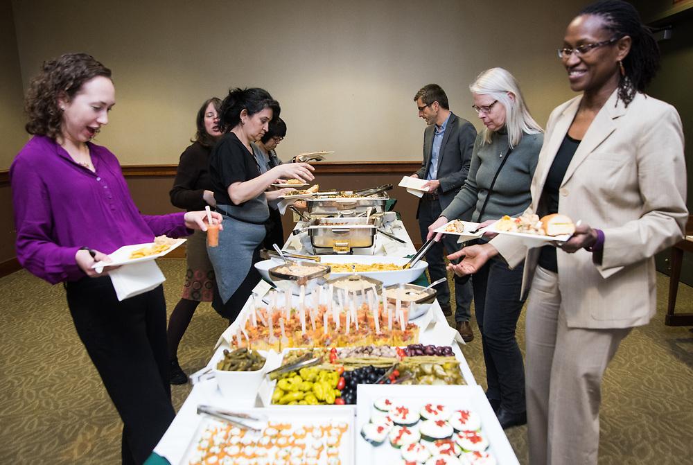 Women's Appreciation Dinner 2018.