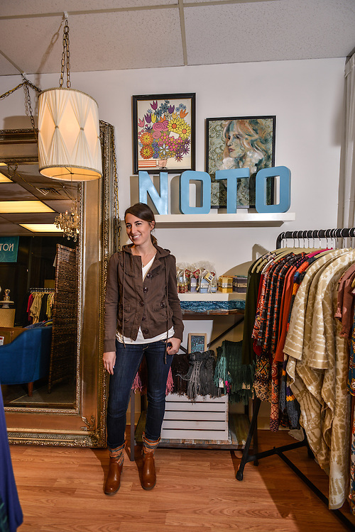 Owner of NOTO Boutique.