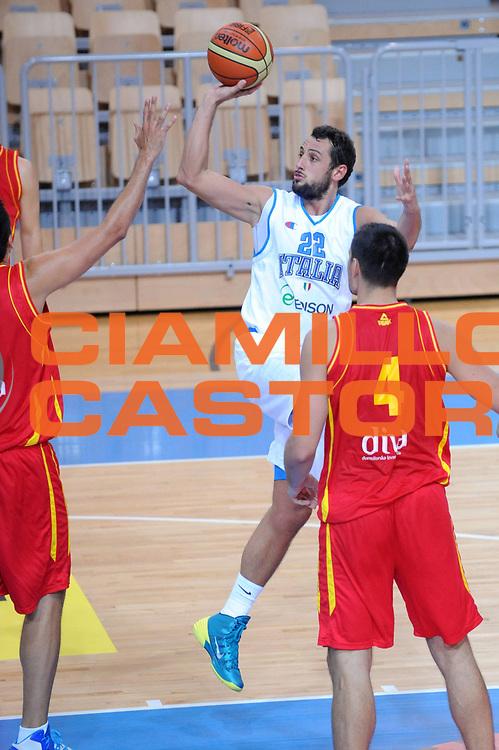 DESCRIZIONE : Capodistria Koper Italia Montenegro Italy Republic of Montenegro<br /> GIOCATORE :&nbsp;Marco Belinelli<br /> CATEGORIA :&nbsp;Tiro Penetrazione<br /> SQUADRA : Nazionale Italia Maschile Uomini<br /> EVENTO : &nbsp;Capodistria Partita Amichevole<br /> GARA : Italia Montenegro&nbsp;Italy Republic of Montenegro<br /> DATA : 22/08/2013<br /> SPORT : Pallacanestro<br /> AUTORE : Agenzia Ciamillo-Castoria/Max.Ceretti<br /> Galleria : FIP Nazionali 2013<br /> Fotonotizia : Capodistria&nbsp;Koper Italia Montenegro Italy Republic of Montenegro<br /> Predefinita :