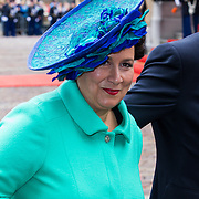 NLD/Den Haag/20130917 -  Prinsjesdag 2013, Krisztina Wilders