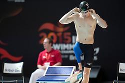 REYNOLDS Jesse NZL at 2015 IPC Swimming World Championships -  Men's 50m Freestyle S9