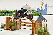Rodrigo Pessoa - Status<br /> Alltech FEI World Equestrian Games™ 2014 - Normandy, France.<br /> © DigiShots