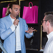NLD/Amsterdam/20130621 - Boekpresentatie Happy Go Beauty van Tom Sebastian,