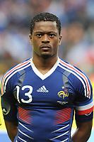 Fotball<br /> Frankrike<br /> Foto: Dppi/Digitalsport<br /> NORWAY ONLY<br /> <br /> FOOTBALL - FRIENDLY GAME 2010 - FRANCE v COSTA RICA - 26/05/2010<br /> <br /> PATRICE EVRA (FRA)