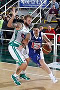 DESCRIZIONE : Avellino Lega A 2011-12 Sidigas Avellino Bennet Cantu<br /> GIOCATORE : Vladimir Micov<br /> SQUADRA : Bennet Cantu<br /> EVENTO : Campionato Lega A 2011-2012<br /> GARA : Sidigas Avellino Bennet Cantu<br /> DATA : 04/03/2012<br /> CATEGORIA : palleggio penetrazione<br /> SPORT : Pallacanestro<br /> AUTORE : Agenzia Ciamillo-Castoria/A.De Lise<br /> Galleria : Lega Basket A 2011-2012<br /> Fotonotizia : Avellino Lega A 2011-12 Sidigas Avellino Bennet Cantu<br /> Predefinita :