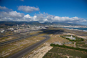 Honolulu Airport, Oahu,, Hawaii