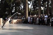 Amin Aiach. Ecole Nationale de Cirque Shems'y du Maroc