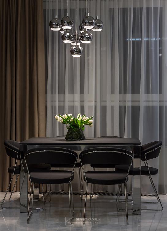 """Интерьерная фотосъемка частных апартаментов в ЖК """"Jack House"""", г. Киев."""