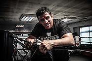 Alex Reid at London Shootfighters