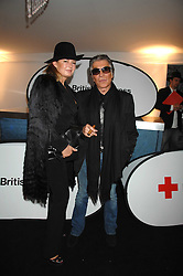 ROBERTO CAVALLI and his wife EVA at the London Red Cross Ball themed 'Honky Tonk Blues' held at 99 Upper Ground, London SE1 on 21st November 2007.<br /><br />NON EXCLUSIVE - WORLD RIGHTS