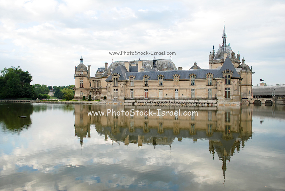 France, Chantilly, Château de Chantilly