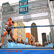women's blue mile winner 11