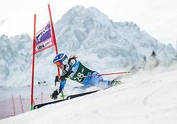 28.12.2013, Hochstein, Lienz, AUT, FIS Weltcup Ski Alpin, Lienz, Riesentorlauf, Damen, 1. Durchgang, im Bild Kajsa Kling (SWE) // during the 1st run of ladies giant slalom Lienz FIS Ski Alpine World Cup at Hochstein in Lienz, Austria on 2013-12-28, EXPA Pictures © 2013 PhotoCredit: EXPA/ Michael Gruber