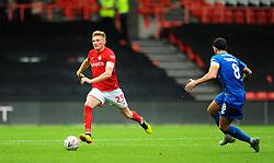 Taylor Moore of Bristol City in action- Mandatory by-line: Nizaam Jones/JMP - 04/01/2020 - FOOTBALL - Ashton Gate - Bristol, England - Bristol City v Shrewsbury Town - Emirates FA Cup third round