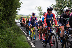Alice Maria Arzuffi (ITA) of Valcar-Cylance Cycling rides on Stage 5 of 2019 OVO Women's Tour, a 140 km road race from Llandrindod Wells to Builth Wells, United Kingdom on June 14, 2019. Photo by Balint Hamvas/velofocus.com