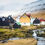 Gjógv, Eysturoy, Faroe Islands Gjógv,  Eysturoy