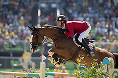 First qualifier jumping - Rio 2016