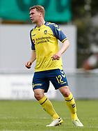 FODBOLD: Simon Tibbling (Brøndby IF) under kampen i Reserveligaen mellem FC Helsingør og Brøndby IF den 7. august 2017 på Helsingør Stadion. Foto: Claus Birch