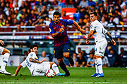 Luis Suarez from Uruguay during the Joan Gamper trophy game between FC Barcelona and CA Boca Juniors in Camp Nou Stadium at Barcelona, on 15 of August of 2018, Spain, Photo Xavier Bonilla / SpainProSportsImages / DPPI / ProSportsImages / DPPI