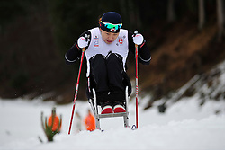 SEO Vo-Ra-Mi, KOR at the 2014 IPC Nordic Skiing World Cup Finals - Long Distance